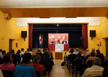 Alberto Garzón llama a la construcción de una candidatura de Unidad Popular en la fiesta del Partido Comunista de Galicia