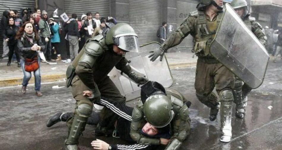 Chile. Médicos confirman nuevo episodio de tortura de Carabineros contra estudiantes