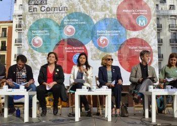 Barcelona, Madrid, Zaragoza, Compostela o A Coruña demuestran que la victoria está en la Unidad Popular sin paliativos