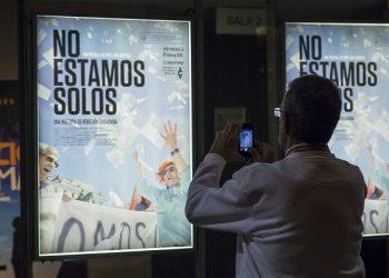 Se presenta 'No Estamos Solos', el documental sobre los movimientos sociales de Pere Joan Ventura