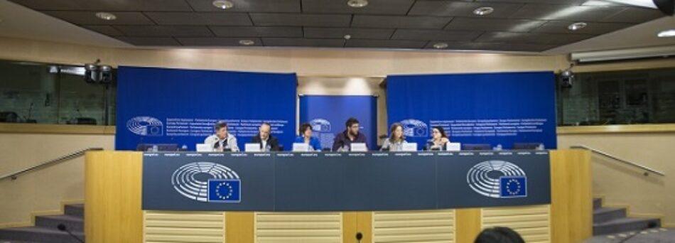 Tres días en el Parlamento Europeo contra la impunidad del franquismo