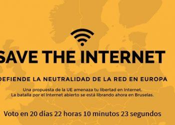 La confusa propuesta sobre «Neutralidad de la Red» llega al Parlamento Europeo – Grupos de la sociedad civil llaman a la acción