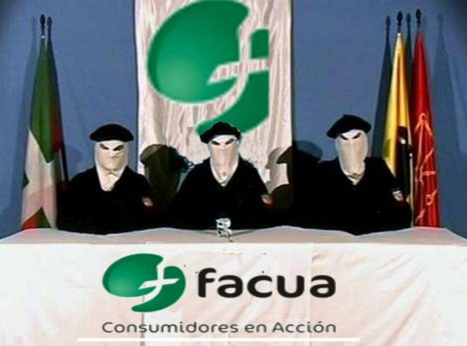 FACUA amenaza con seguir defendiendo los derechos los consumidores en caso de ser ilegalizada