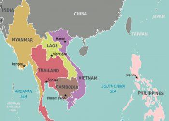 Breves apuntes sobre el Sudeste Asiático