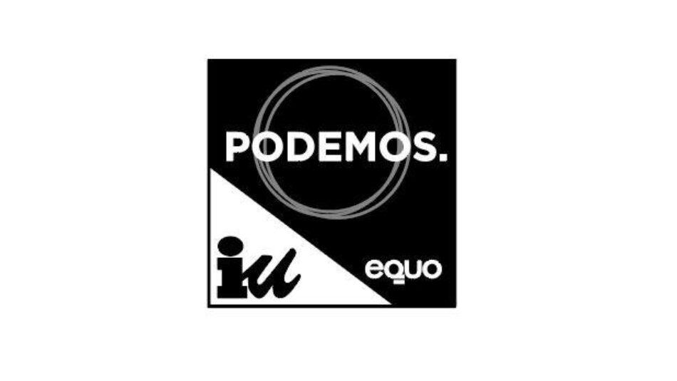 Unidos Podemos registra su logo para las papeletas, que incluirá las siglas de Podemos, IU y Equo