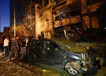 Ataques suicidas en El Líbano dejan 6 muertos y 19 heridos