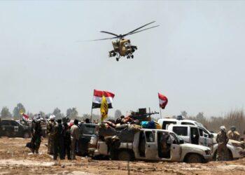 Ejército iraquí arrebata a Daesh 9 aldeas al sureste de Mosul