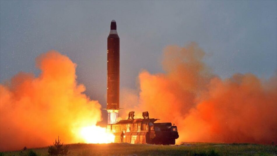 Seúl advierte: Pyongyang puede disparar un misil con un alcance de 3500 Km