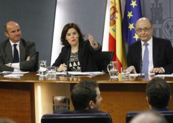 Unidos Podemos denuncia al gobierno en funciones de Rajoy ante la JEC por «vulnerar el principio de igualdad de los actores electorales» con una «campaña de logros» para influir en el voto