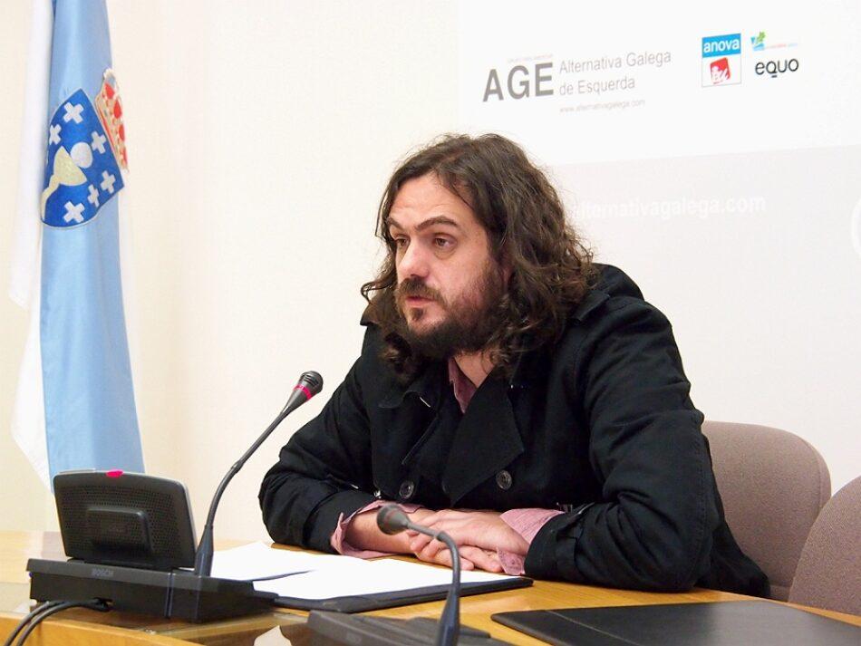Alternativa Galega de Esquerda impulsa un acordo parlamentario contra os paraísos fiscais
