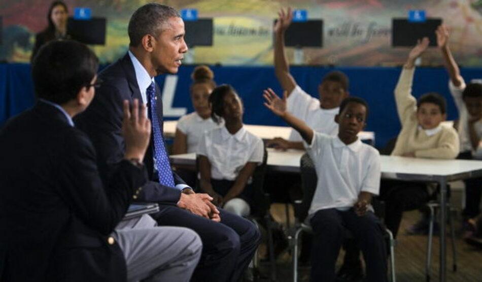 En las escuelas de EEUU, ser negro multiplica por cuatro la probabilidad de fracaso