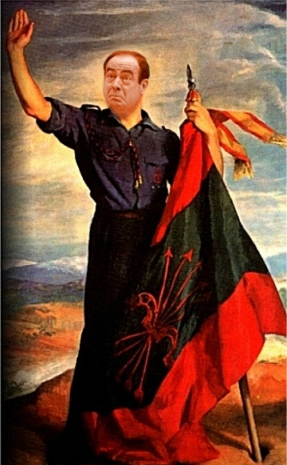 """Bono quiere, para acaudillar al PSOE, """"un español sin complejos"""", él por ejemplo"""
