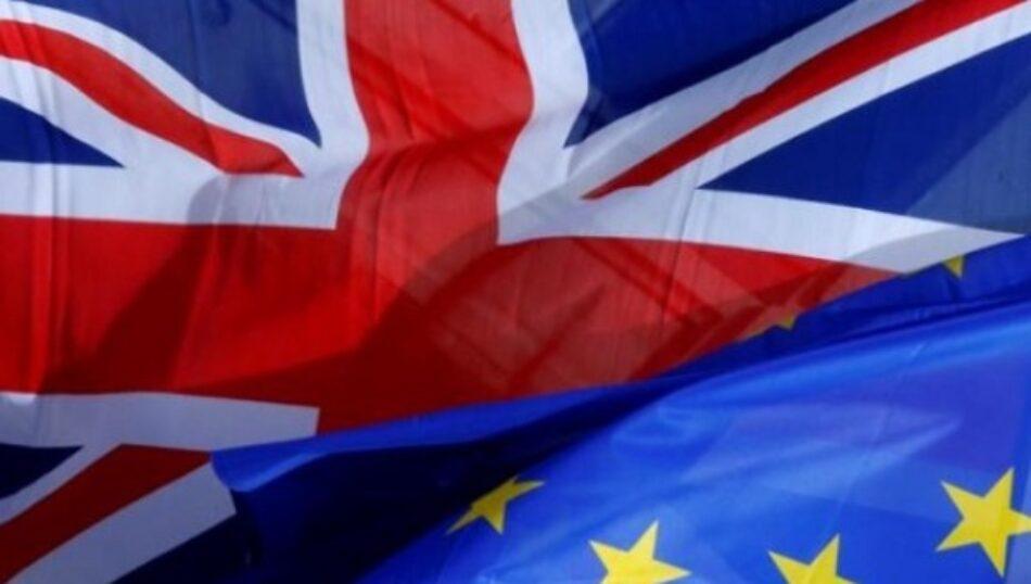 Ganó el Brexit: Reino Unido abandonará la Unión Europea