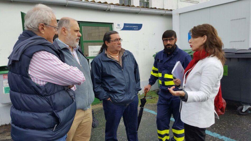 En Marea reivindica un plan de reindustrialización para Galicia e políticas que recuperen os postos de traballo no sector