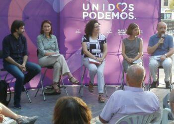 Unidos Podemos sobre el aumento de desahucios en la Región: «Es el mapa que dibujan las políticas del PP»