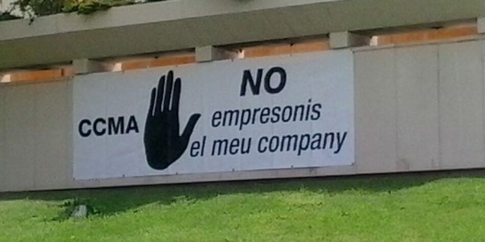 La Fédération européenne des Journalistes repudia la actitud de la Corporació Catalana de Mitjans Audiovisuals contra un trabajador