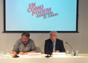 L'economista i sociòleg Manuel Castells avala el programa de govern d'En Comú Podem