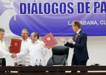 Las FARC-EP quieren sellar el pacto de paz en Cuba