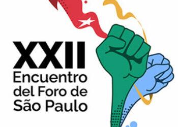 Foro de Sao Paulo en El Salvador llama a construir poder popular