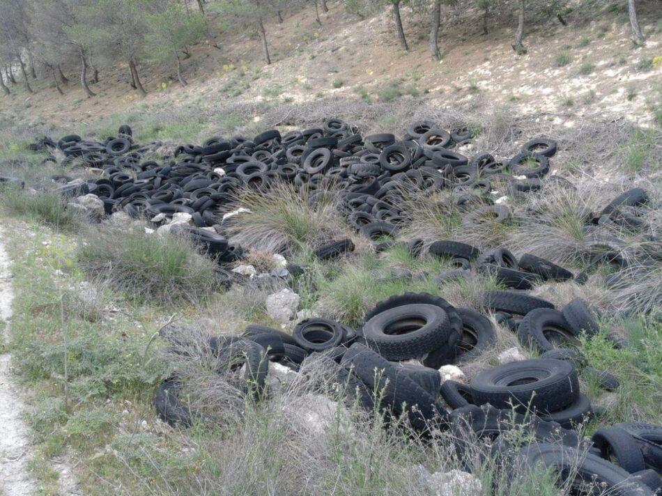 Que se lleven todos los neumáticos