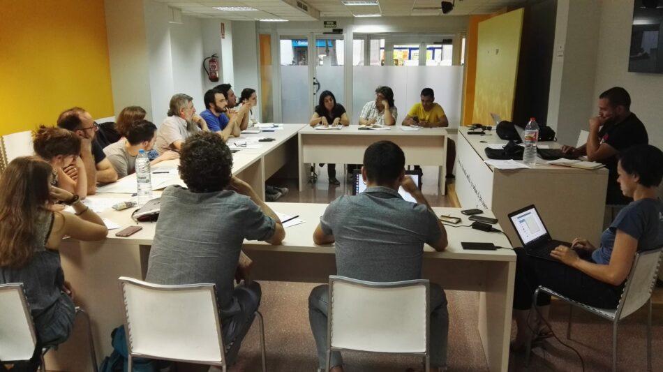 El Secretariat Nacional de la CUP obre el període electoral pel triar la seva direcció