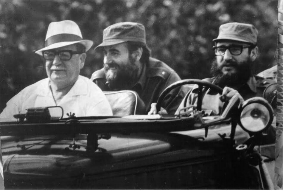 """Crónicas de la revolución Cubana: El """"Gallego"""" Manuel Piñeiro"""