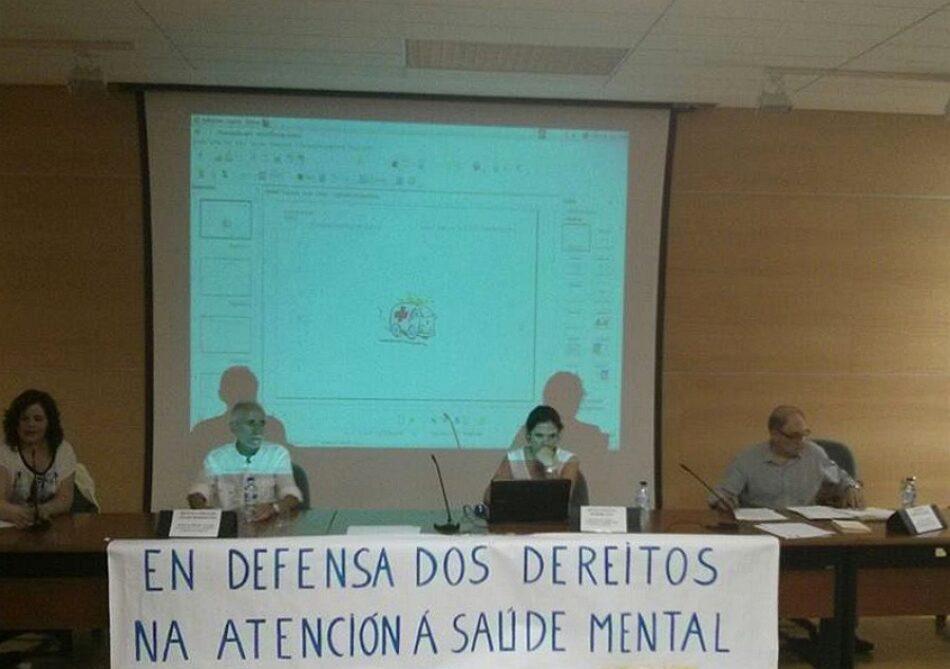 CCOO-Sanidade apoia as concentracións convocadas polo Movemento Galego da Saúde Mental este xoves