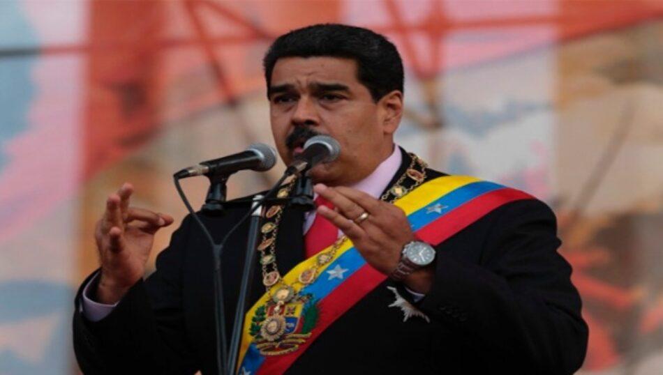 Maduro ratifica su compromiso con el diálogo nacional