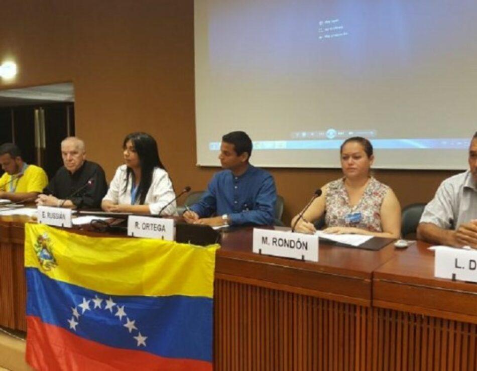 Alto Comisionado de DDHH de la ONU respalda iniciativa de diálogo para preservar la paz en Venezuela