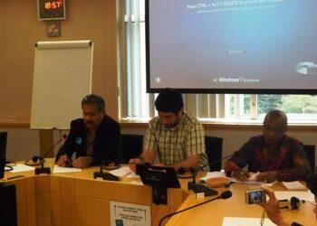 Exhiben documental «Todo Guantánamo es nuestro» en el Parlamento Europeo