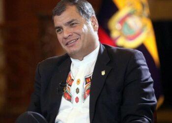 Rafael Correa: La Paz en Colombia una de las mejores noticias de la década