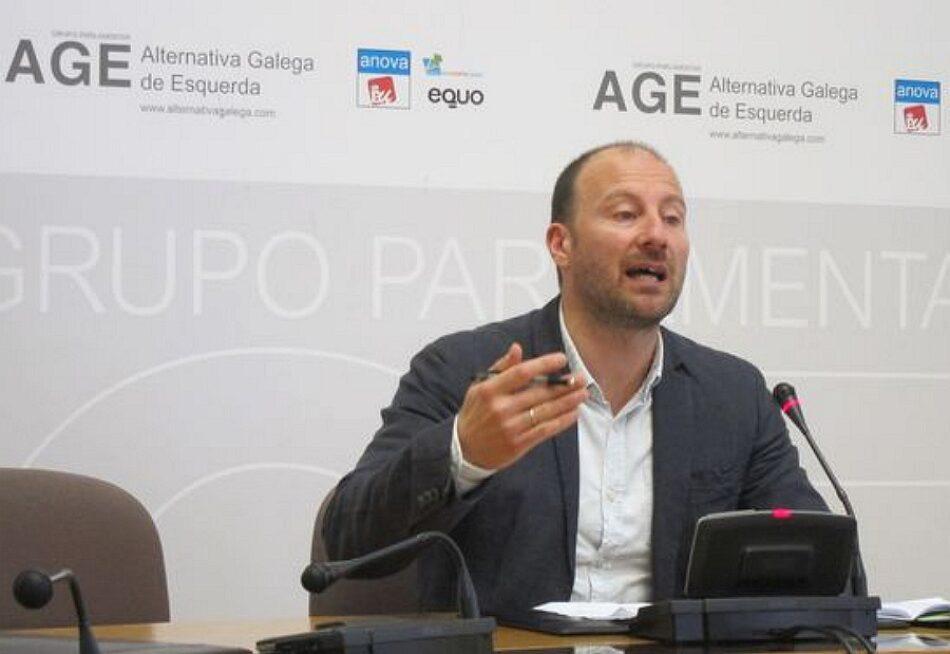 O PP impide que estudantes universitarios deixen de pagar en Galicia por un servizo que non reciben