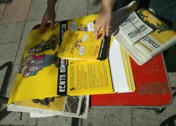 «Renta mínima de Inserción (RMI): Tu derecho»