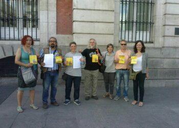 Organizan la campaña 'Renta Mínima de Inserción tu derecho'