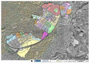 Colectivos vecinales y ecologistas rechazan el desarrollo de Los Berrocales (Madrid)