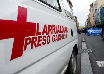 Etxerat denuncia el traslado del preso gravemente enfermo Josetxo Arizkuren