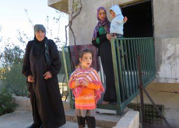 Medio millón de personas refugiadas malviven con 2 euros al día en Jordania