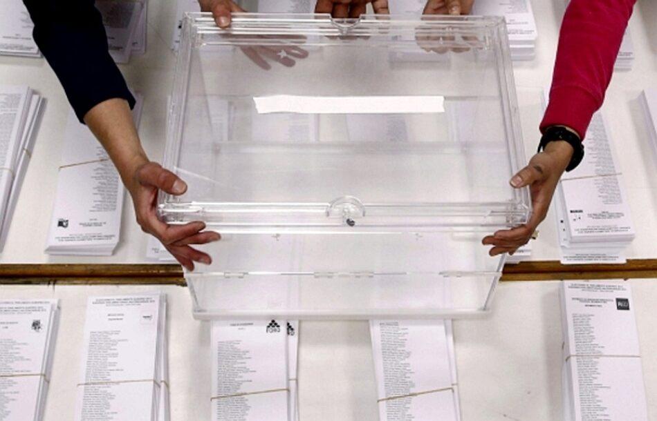 Dos peticiones online reúnen más de 70.000 firmas cada una para exigir una auditoría de los resultados electorales del 26-J
