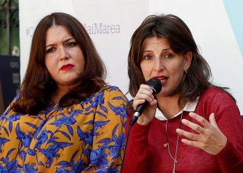 Yolanda Díaz: «Las cloacas del Estado siguen operando contra los adversarios políticos y las alternativas de cambio»