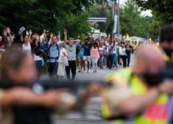 Alemania: Al menos diez muertos en un tiroteo en un centro comercial de Múnich