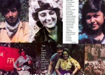 Recordaron en Chalatenango a insurgentes del FMLN asesinados en 1986 en El Salvador