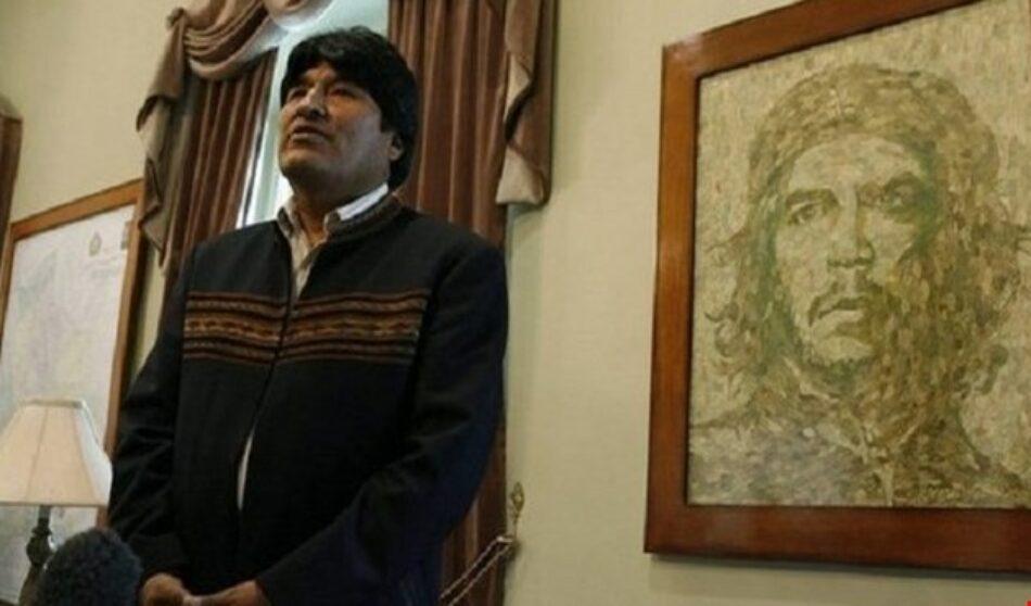 Evo Morales deniega amnistía a militar que capturó a Che Guevara