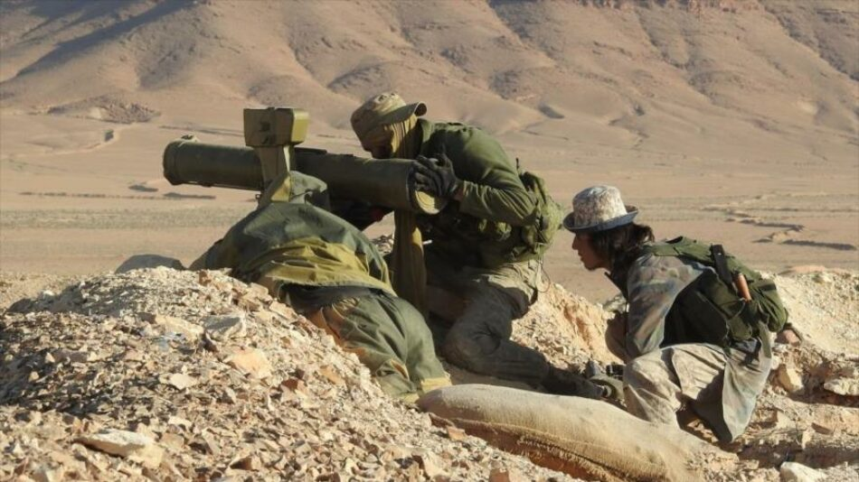 Daesh derriba helicóptero ruso con misiles de EEUU