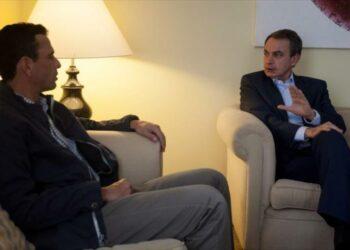 Capriles pone en entredicho que Zapatero pueda liderar diálogo en Venezuela