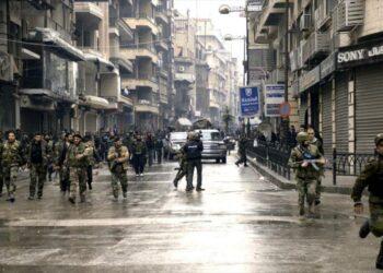 Ejército sirio avanza por Alepo tras fallida ofensiva terrorista