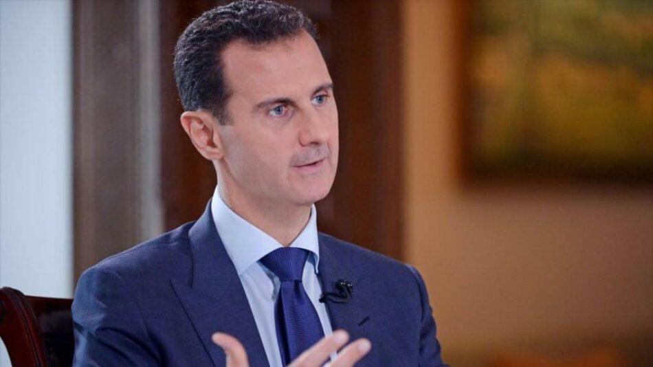 A Al-Asad no le preocupa que Trump sea presidente de EEUU