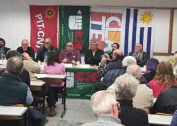 """Académicos y sindicalistas latinoamericanos deliberaron en Montevideo:""""La construcción de una sociedad sin explotadores ni explotados continúa más vigente que nunca"""""""