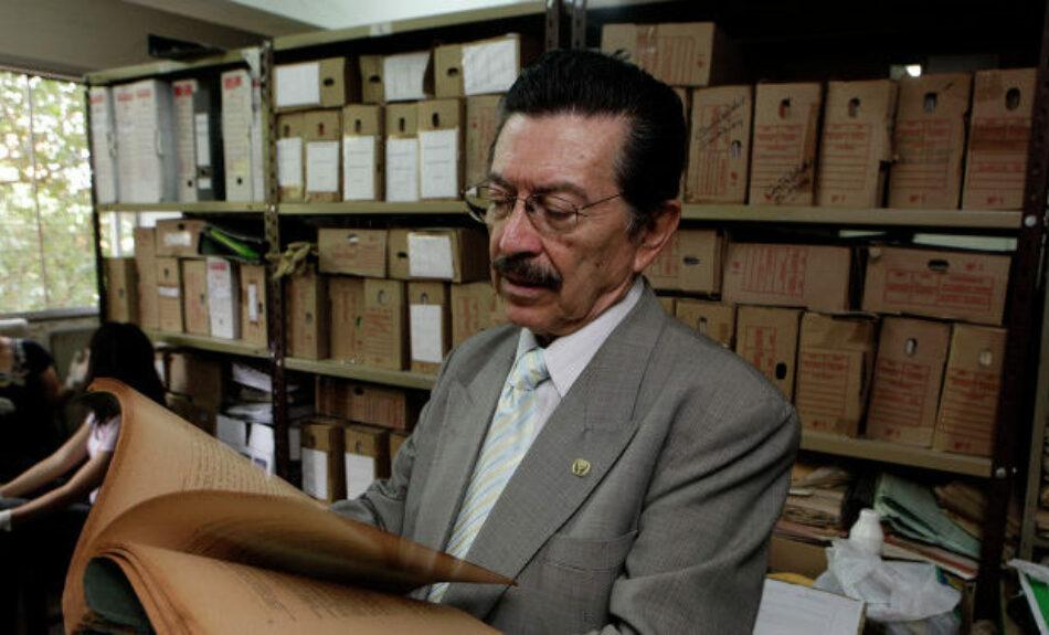 """""""El 'Cóndor' sigue volando en América Latina"""", denuncia el paraguayo Martín Almada. Video"""