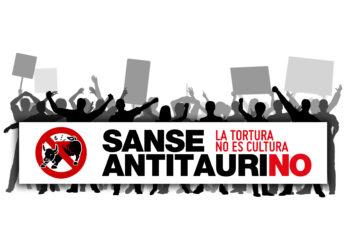 La lucha de «Sanse Antitaurino» fuerza un referéndum sobre la financiación de la tauromaquia