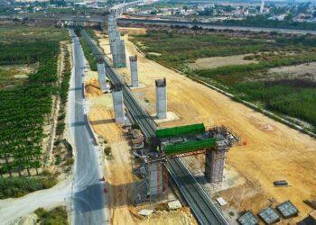 Cambiemos exige la paralización de las obras del AVE mientras no se aclare si existen irregularidades en su llegada a Murcia